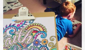 Women with Crayons – Coloring Isn't Just for Kids!