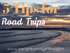 5 tips for road trips