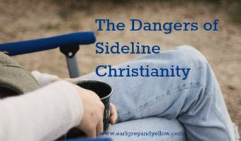The Dangers of Sideline Christianity