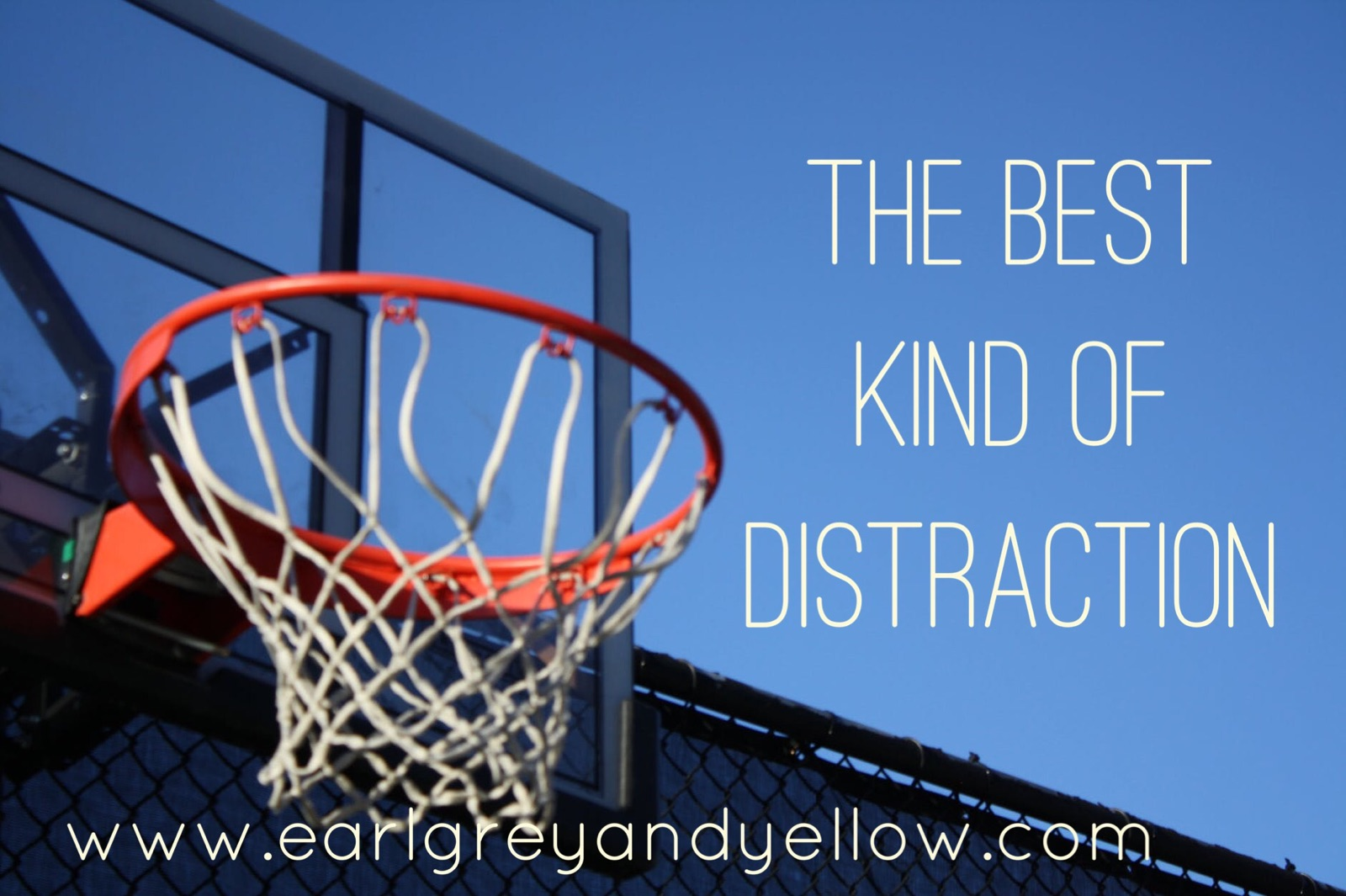 The Best Kind of Distraction
